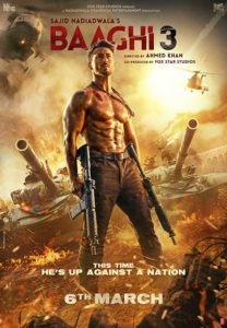Baaghi 3 Movie Download